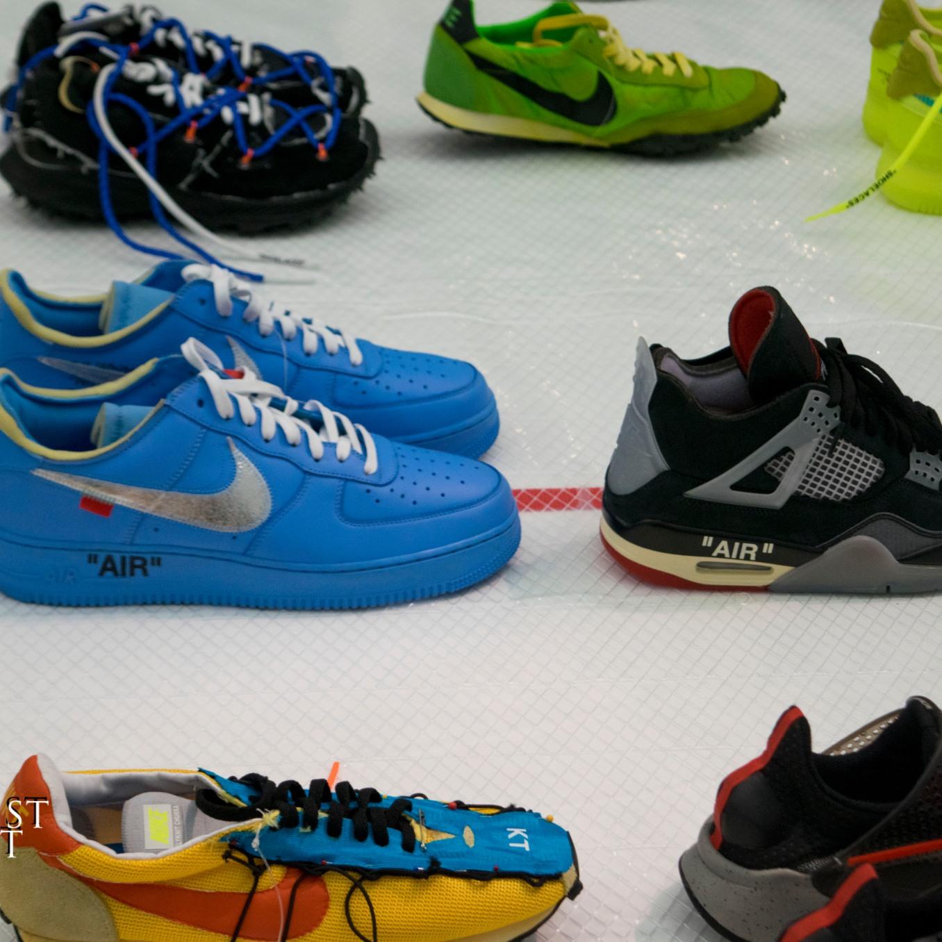 Unreleased OFF-WHITE Air Jordan & Nike